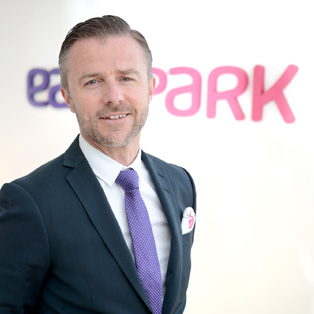 Johan Birgersson - EasyPark Group CEO